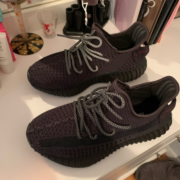 adidas Other - Black Yeezy 350